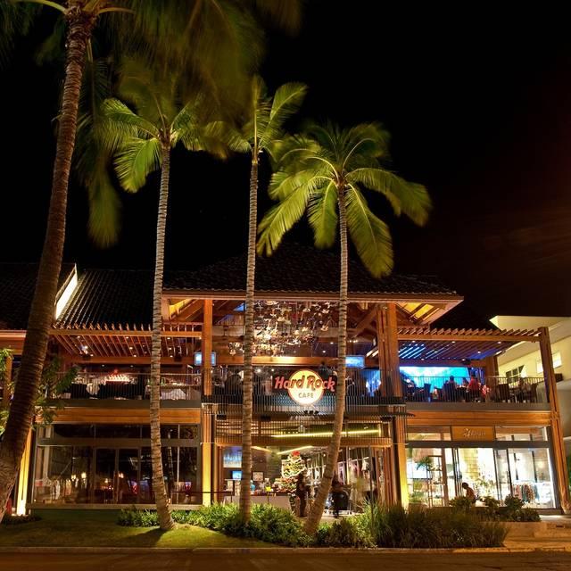 Hard Rock Cafe - Honolulu - Hard Rock Cafe - Honolulu, Honolulu, HI