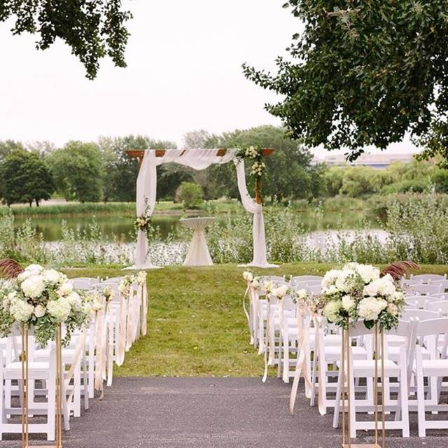 Wedding Setup - CityGate Grille, Naperville, IL