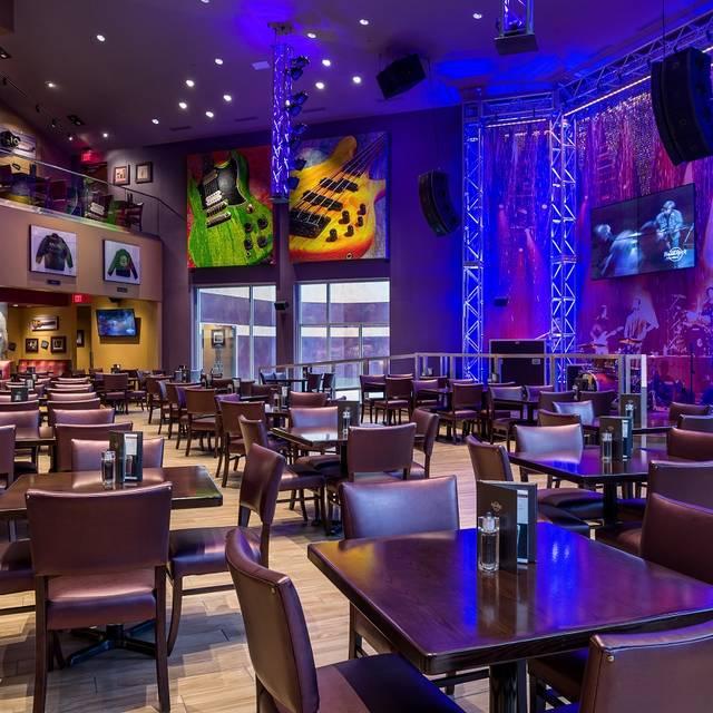 American Restaurant: Hard Rock Cafe - Mall Of America - Bloomington, MN
