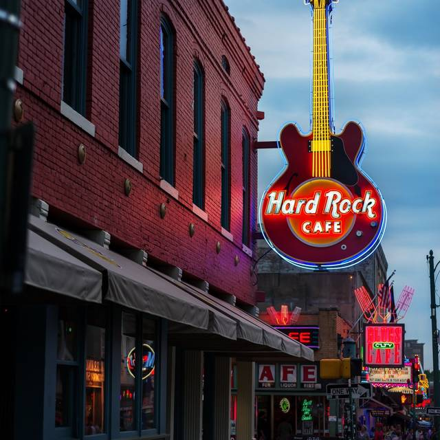 Hard Rock Cafe - Memphis - Hard Rock Cafe - Memphis, Memphis, TN