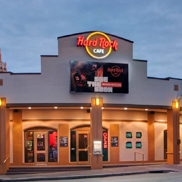 Hard Rock Cafe - Niagara Falls - Hard Rock Cafe - Niagara Falls, Niagara Falls, NY