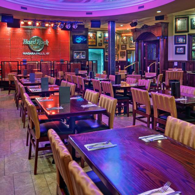 Hard Rock Cafe - Niagara Falls - Hard Rock Cafe - Niagara Falls, Niagara Falls, NY