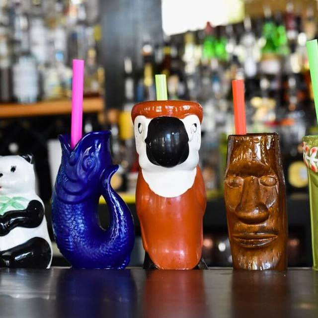 Wu Chow Cocktails - Wu Chow, Austin, TX