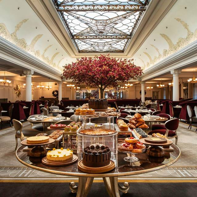 The Harrods Tea Rooms - London,