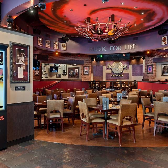 Hard Rock Cafe - Phoenix - Hard Rock Cafe - Phoenix, Phoenix, AZ