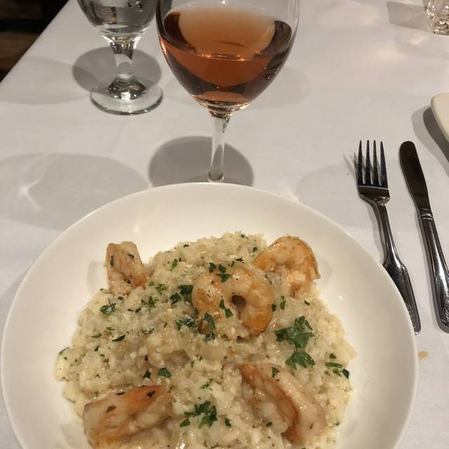 Nuovo Restaurant, Worcester, MA