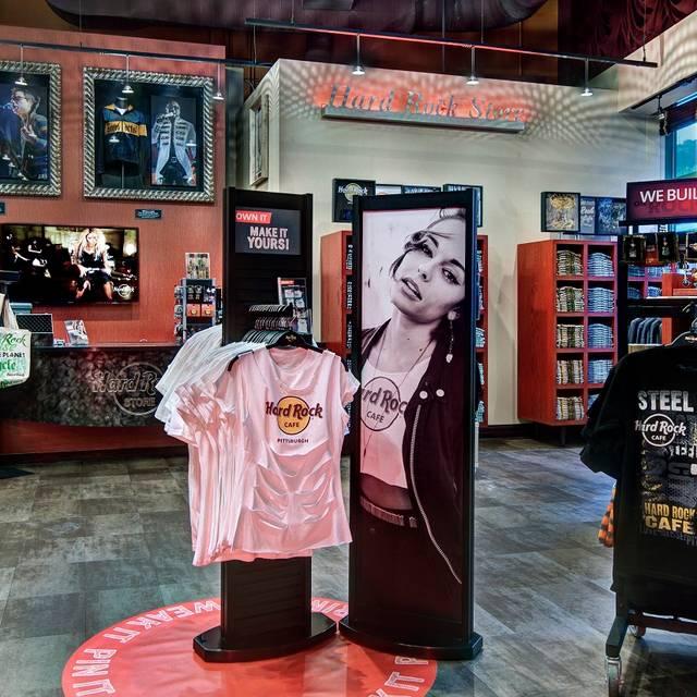 Hard Rock Cafe - Pittsburgh - Hard Rock Cafe - Pittsburgh, Pittsburgh, PA