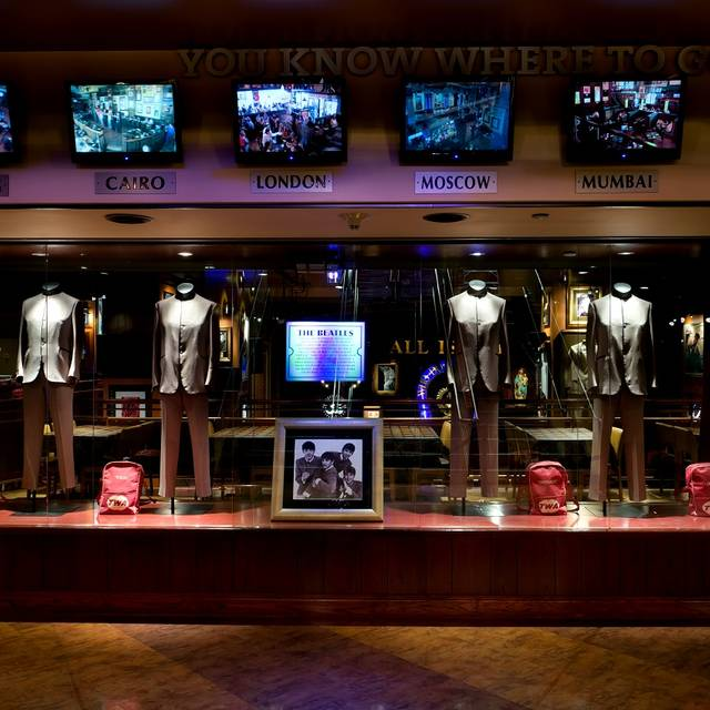 Hard Rock Cafe - Times Square - Hard Rock Cafe - Times Square, New York, NY