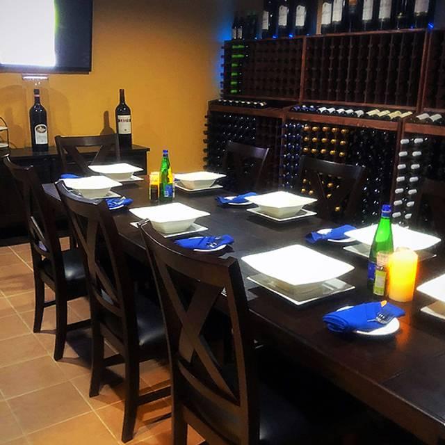 Partyroom - Nundini Chef's Table, Houston, TX