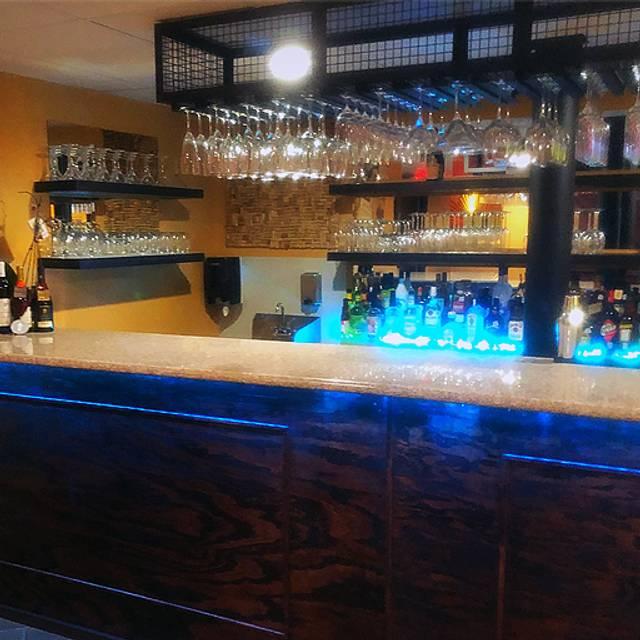 Minibar - Nundini Chef's Table, Houston, TX