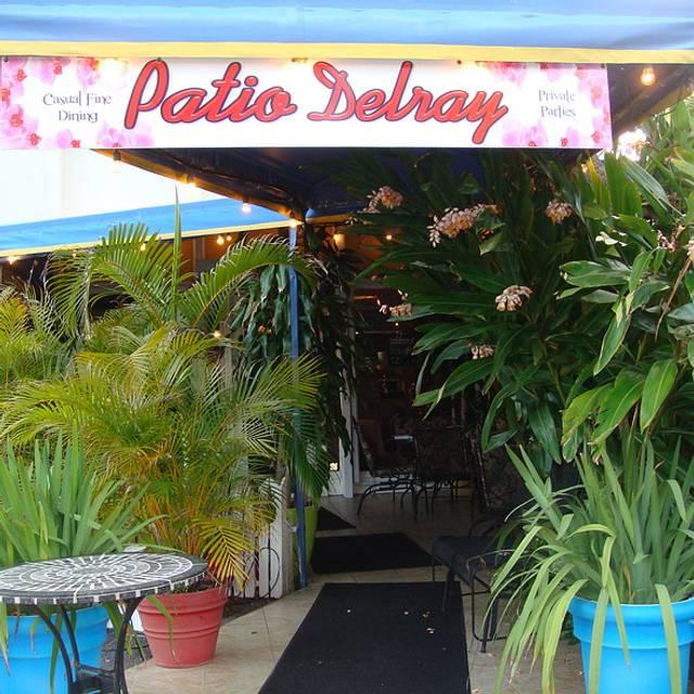 Entrance - Patio Delray, Delray Beach, FL