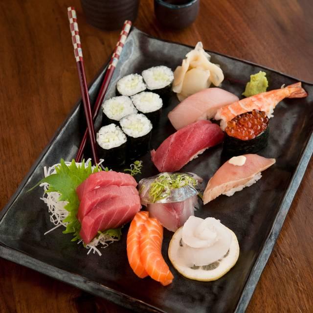 Sushi Sashimi Combo - Blue Ribbon Sushi Bar & Grill - South Beach, Miami Beach, FL