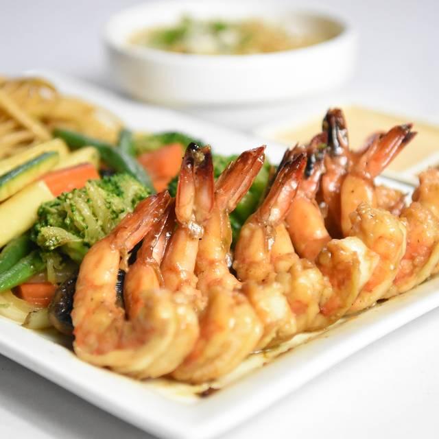 Kobe Shrimp Hibachi - Kobe Japanese Steakhouse - International Drive, Orlando, FL