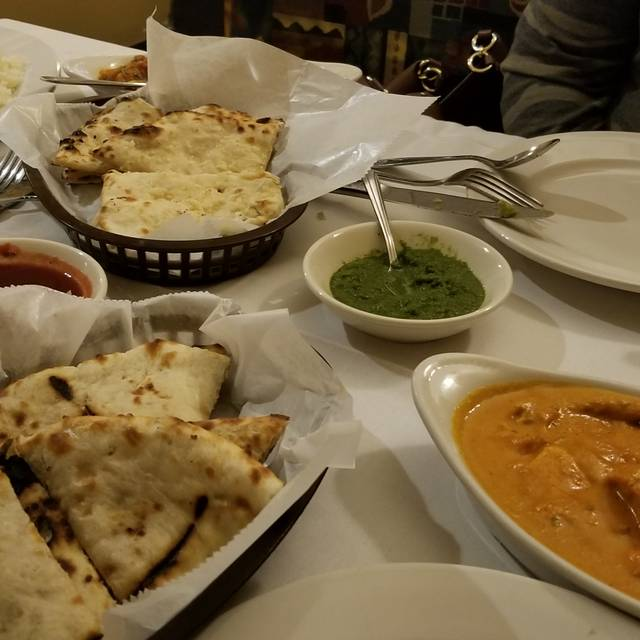 Bukhara Indian Bistro, Minnetonka, MN