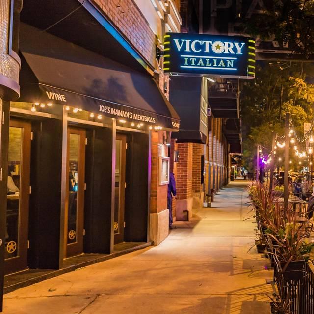 Victory Italian, Chicago, IL