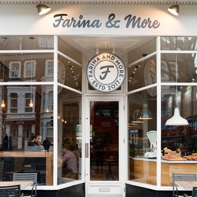 Farina & More, London