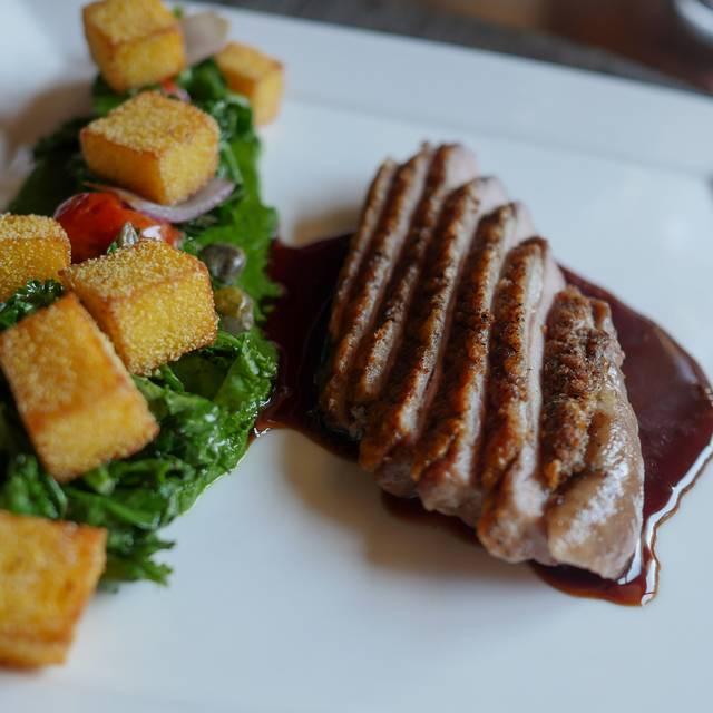 Gio  - Menu Items Edits- - Gio Restaurant, Halifax, NS