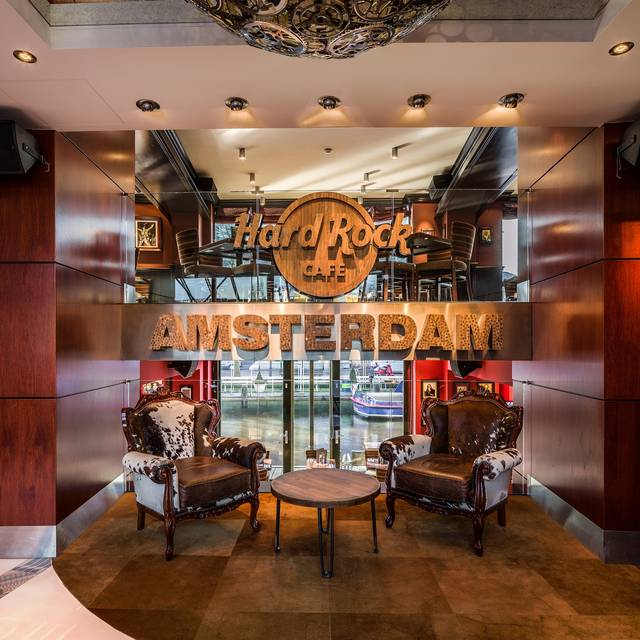 Hard Rock Cafe - Amsterdam - Hard Rock Cafe - Amsterdam, Amsterdam, Noord-Holland