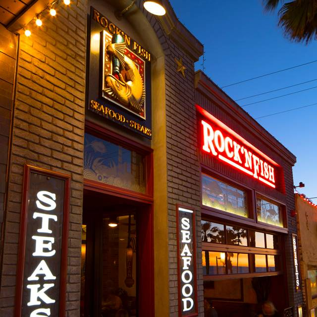 ROCK'N FISH - Manhattan Beach, Manhattan Beach, CA