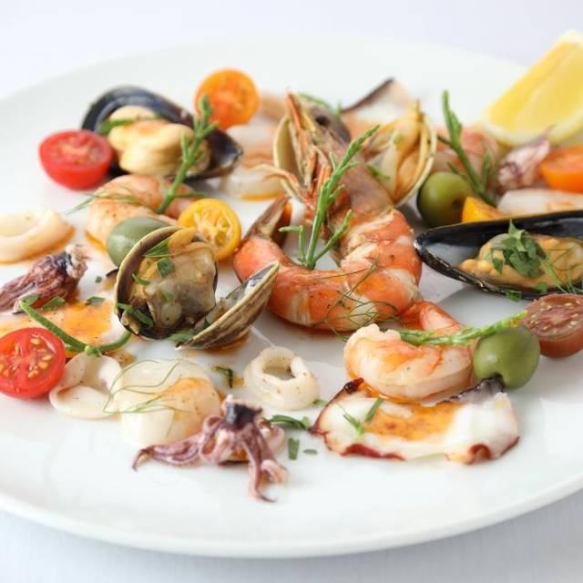 Seafood Plate - Arancino OSAKA, Toyonaka city, Osaka-fu