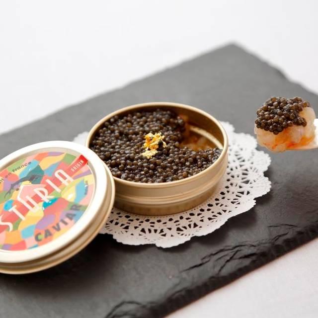 Caviar - Arancino OSAKA, Toyonaka city, Osaka-fu