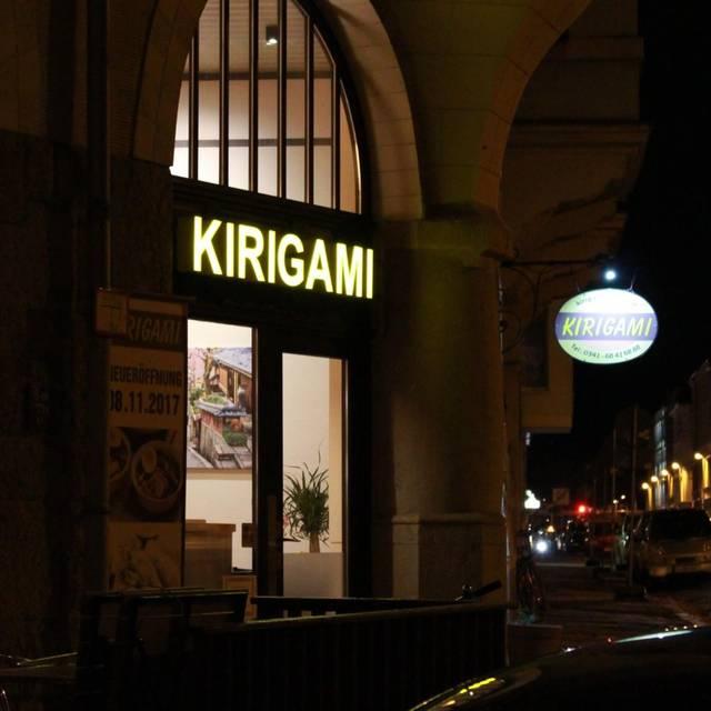 Kirigami, Leipzig, SN