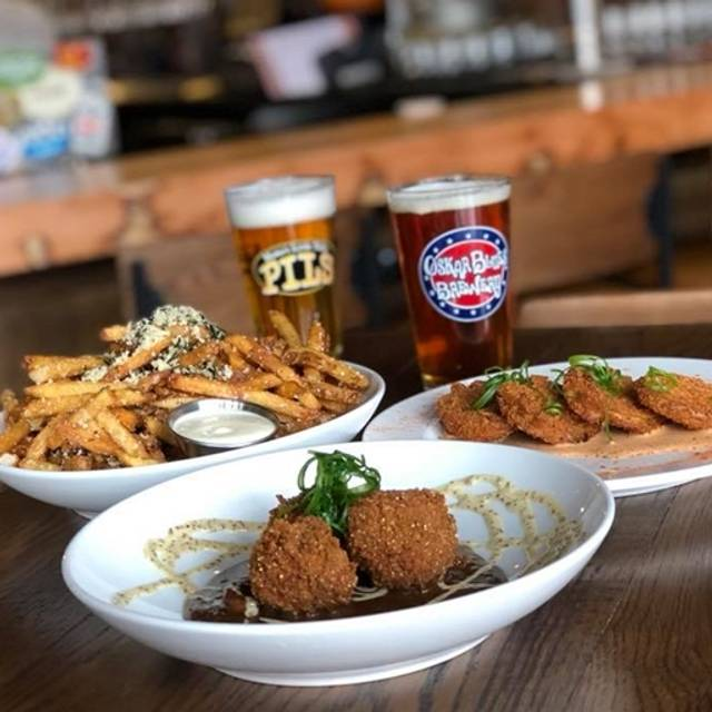Oskar Blues Grill & Brew, Denver, CO