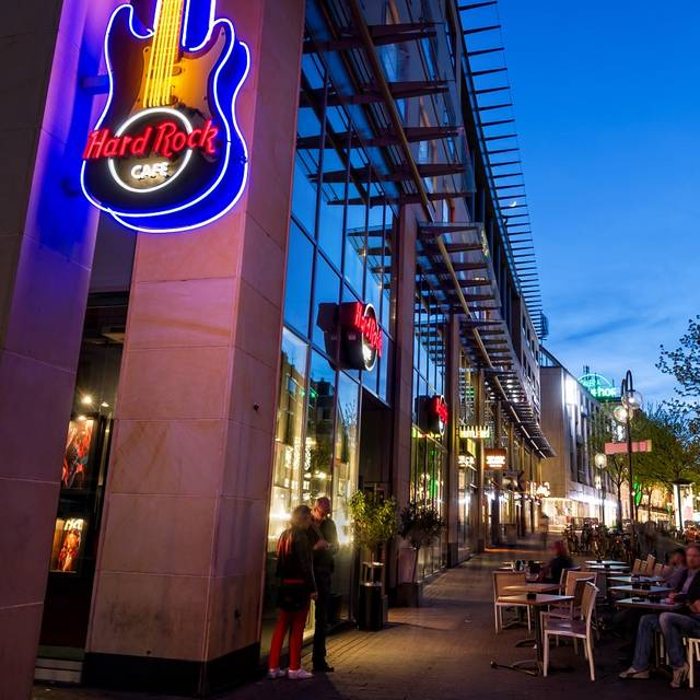 Hard Rock Cafe Cologne Restaurant Köln Nw Opentable
