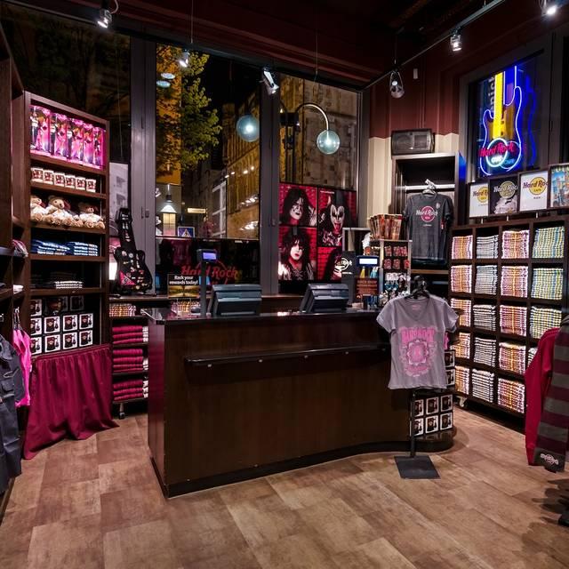 Hard Rock Cafe Cologne Restaurant Köln Nw Opentable