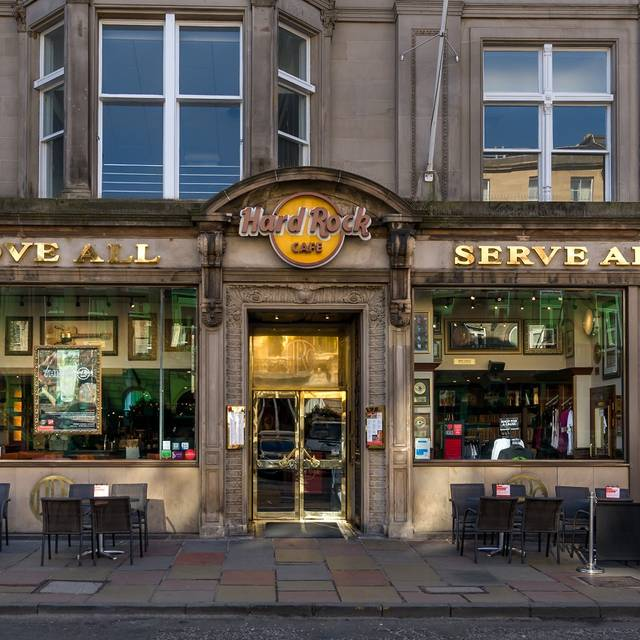 Hard Rock Cafe - Edinburgh - Hard Rock Cafe - Edinburgh, Edinburgh