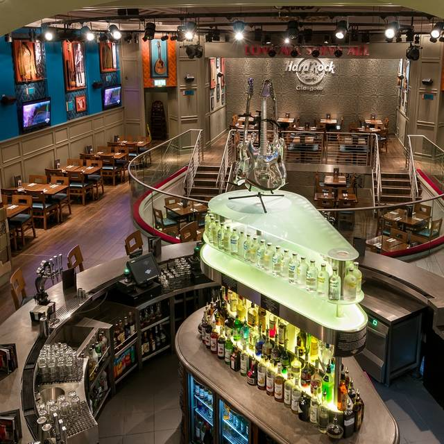 Hard Rock Cafe - Glasgow - Hard Rock Cafe - Glasgow, Glasgow