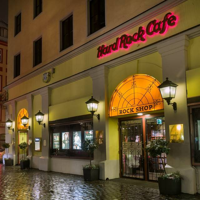 Hard Rock Cafe - Munich - Hard Rock Cafe - Munich, München, BY