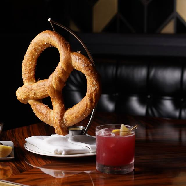 Soft Baked Pretzel - American Cut Steakhouse Midtown, New York, NY