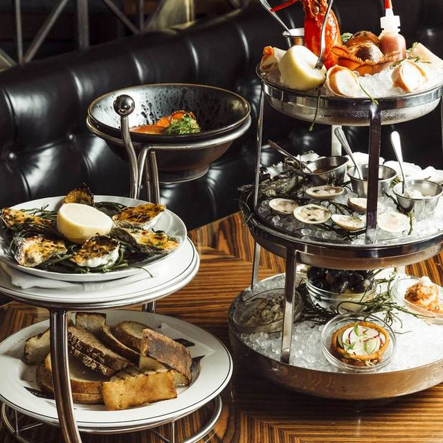 Seafood Tower - American Cut Steakhouse Midtown, New York, NY