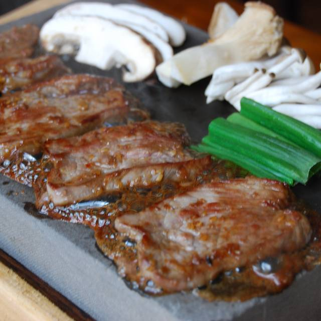 Sirloin Steak Hot Stone () - Wasan Brooklyn, Brooklyn, NY