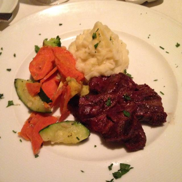 The Steakhouse at Agua Caliente Casino Palm Springs, Palm Springs, CA