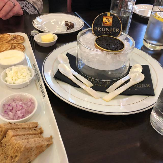 Caviar House & Prunier, London