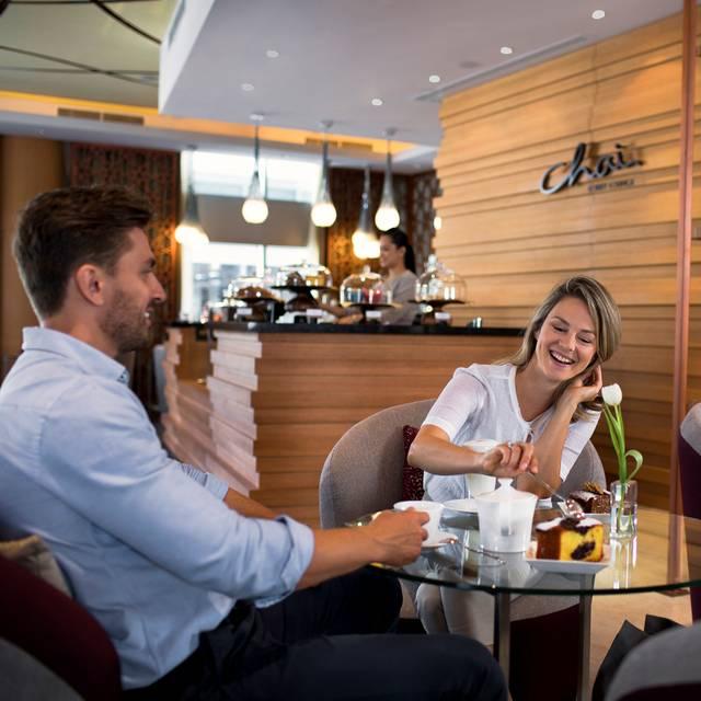 Chai Lobby Lounge  / Pearl Rotana Capital Centre / Abu Dhabi, Abu Dhabi, Abu Dhabi
