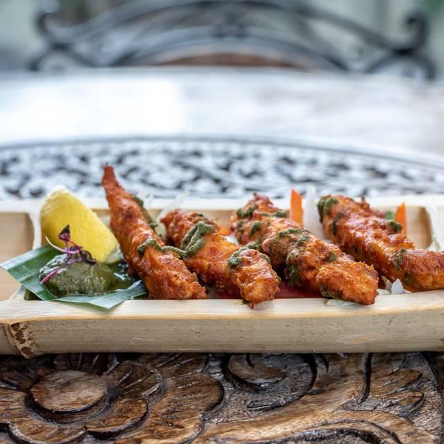 Fish Amritsari, Mini Fish Fillets, Gluten Free Batter - Chokhi Dhani London, London