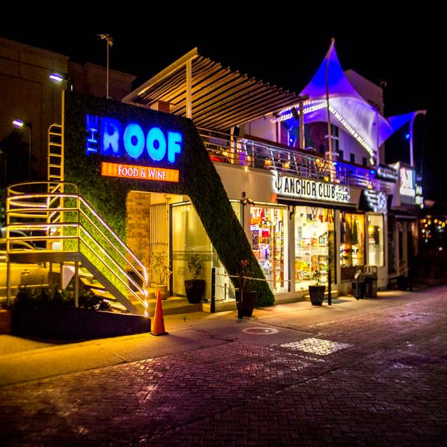 The Roof Food And Wine At Marina Cabo San Lucas () - The Roof Food and Wine, Cabo San Lucas, BCS