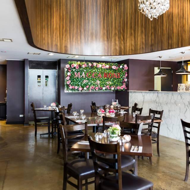 Maccaroni Osteria Italiana, Clifton Hill, AU-VIC