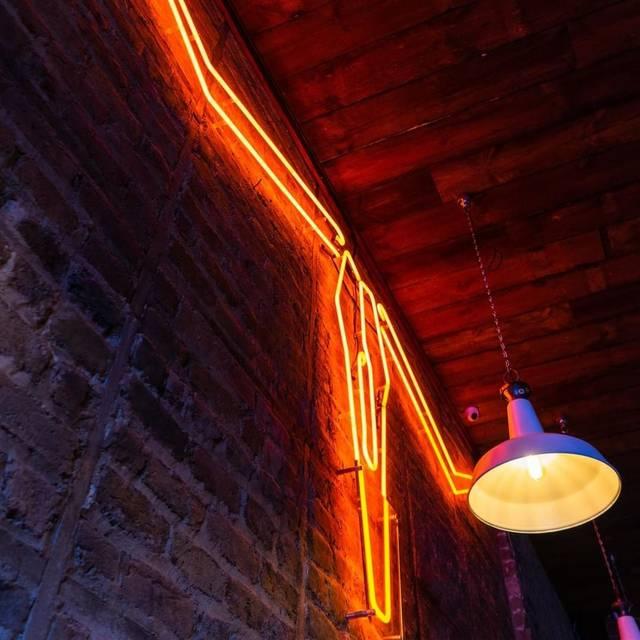 Bison Bar & BBQ, Dublin, Co. Dublin