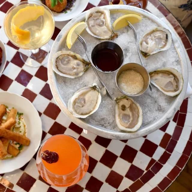 Oysters - Bobo Restaurant, New York, NY