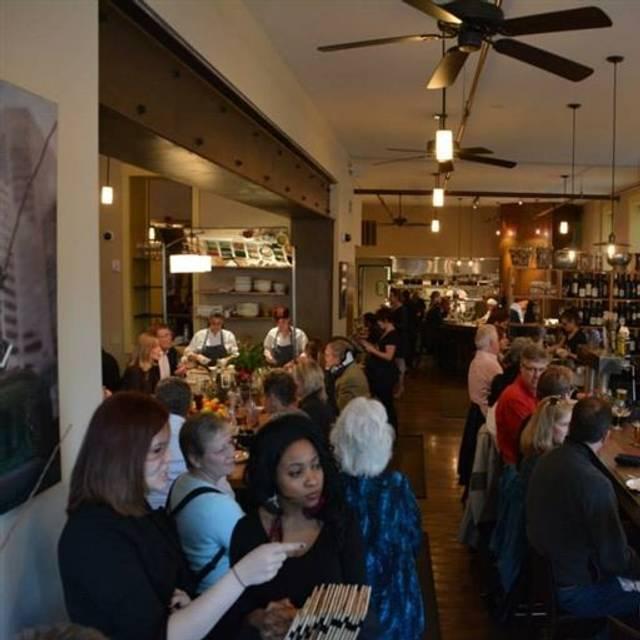 Zula Bistro & Wine Bar, Cincinnati, OH