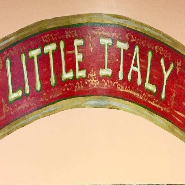 Little Italy, Centreville, VA