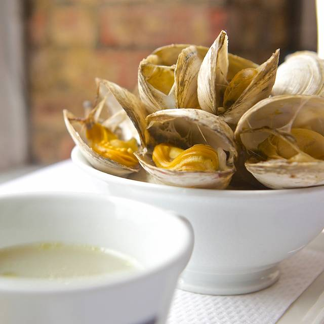 New-steamers - The Clam, New York, NY