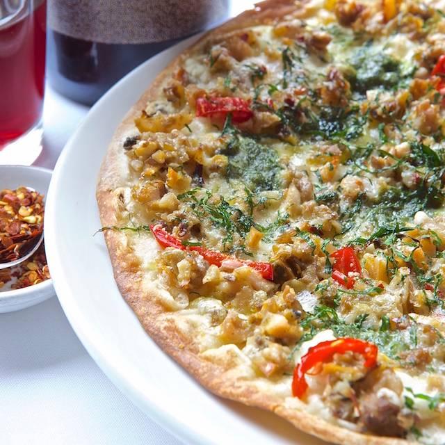 New-pizza - The Clam, New York, NY