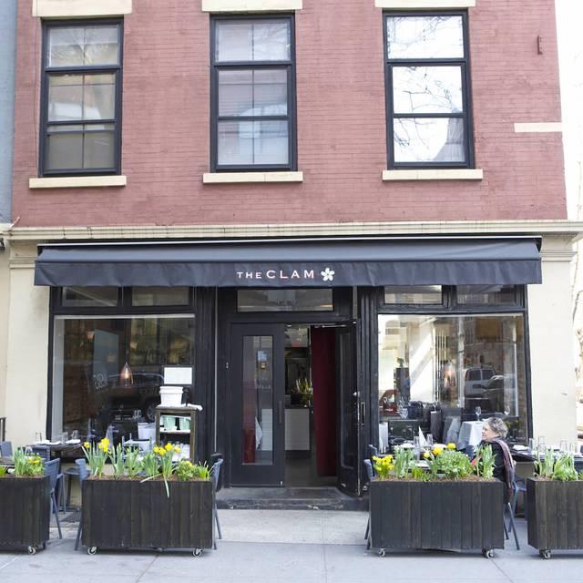 The Clam, New York, NY