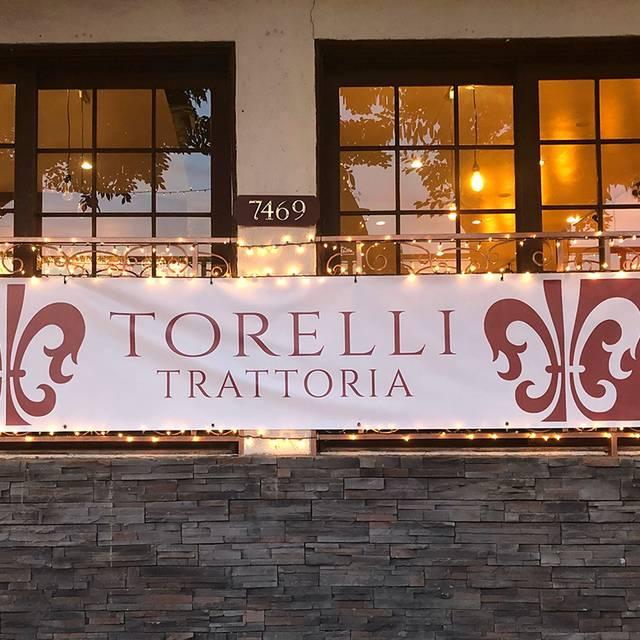 Torelli Trattoria, Los Angeles, CA