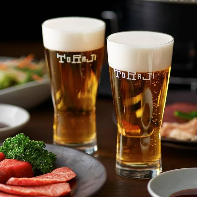ビール - Yakiniku Toraji Tamachi, Minato-ku, Tokyo